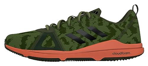 adidas arianna cloudfoam shoes women's green
