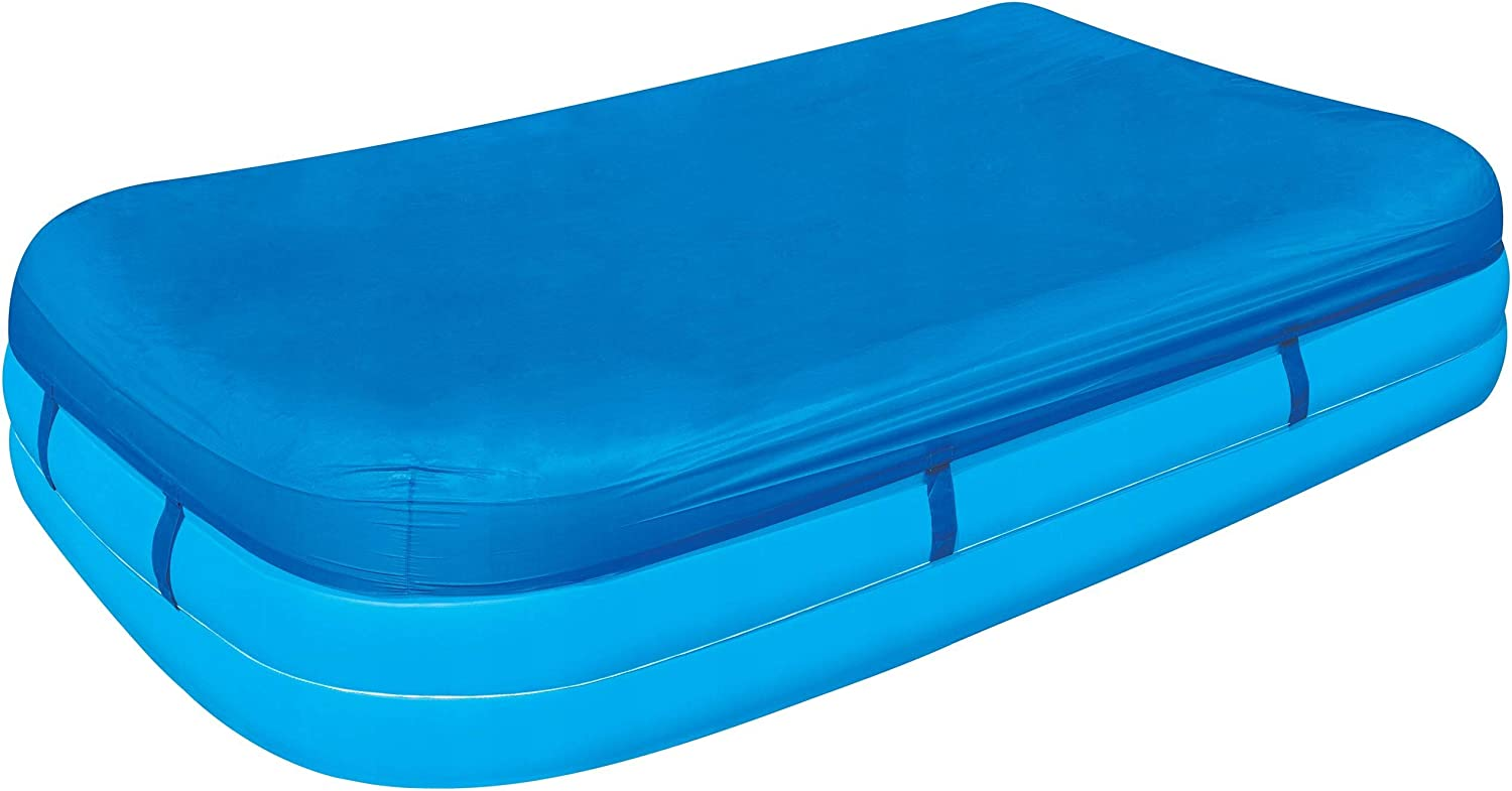 Bestway 54006 – Piscina familiar rectangular + 58108 lona: Amazon ...
