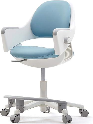 SIDIZ Ringo Kid Desk Chair SNA509AV Swivel Type 4-Level Easy Adjustment