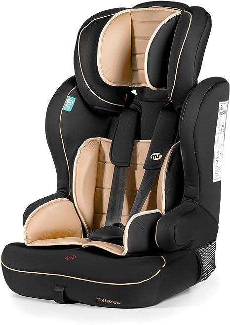 silla de auto travel grupo 1-2-3 ms