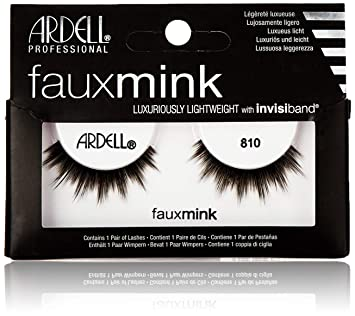 5a0bb92e912 Amazon.com : Faux Mink Lash 810 : Beauty
