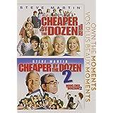 Cheaper By the Dozen 1 / Cheaper By the Dozen 2 (Moins Cher La Douzaine 1/2) (Bilingual)