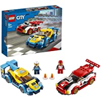 LEGO City Nitro Wheels 60256 Racing Cars Building Kit (190 Pieces)