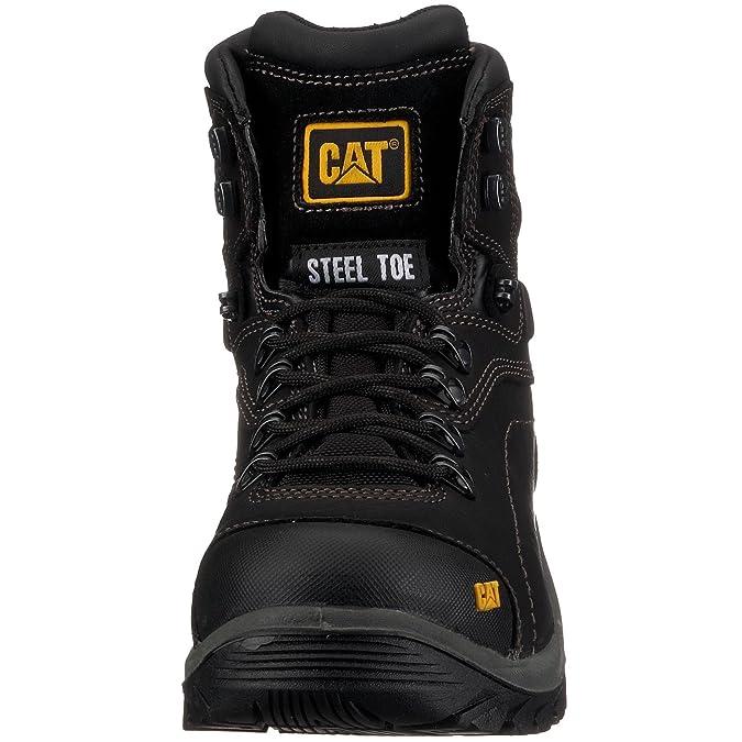 67affffc6 Cat Diagnostic - Botas de Seguridad Hi S3 para Hombre  Amazon.es  Industria