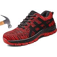 Ucayali Zapatos de Seguridad Hombre Trabajo Cómodas, Zapatillas