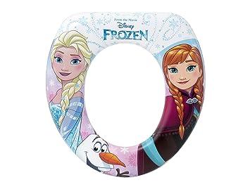 mehrfarbig lulabi 4887/Disney Frozen Toilettensitz soft