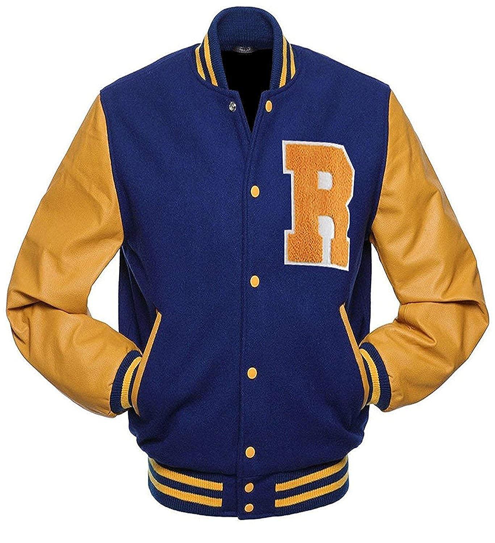 SAMA Brands Giacca KJ APA Archie Andrews Riverdale Giacca Letterman