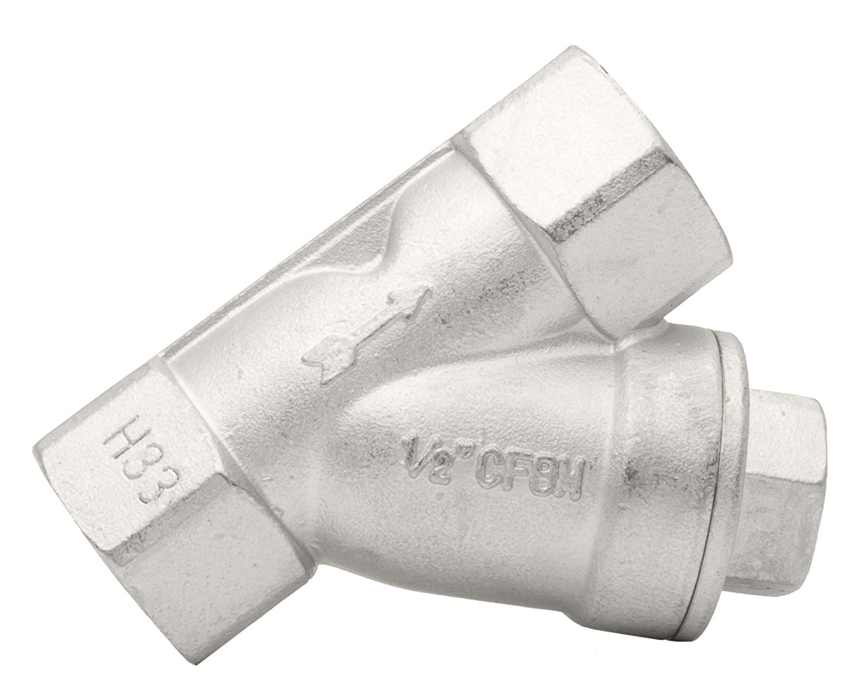 Y-Spring Check Valve 800WOG DuraChoice 2 Stainless Steel 316