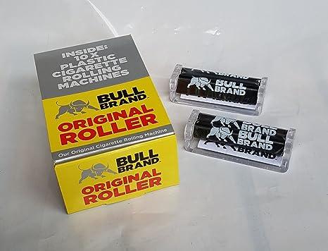 BULL BRAND - Rodillo para máquina de liar cigarrillos (10 ...