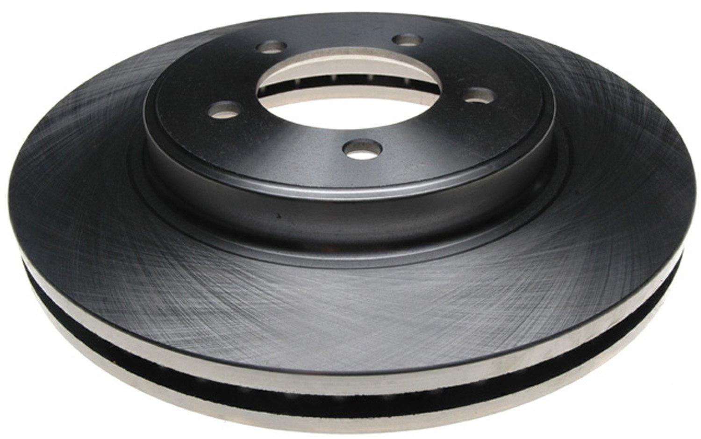 ACDelco 18A2352A Advantage Non-Coated Front Disc Brake Rotor