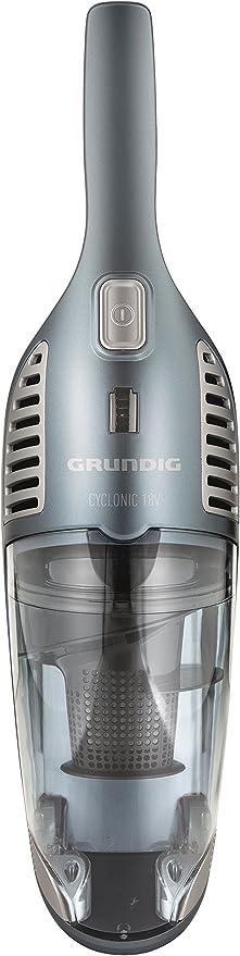 Grundig VCH 9631 0.6L Azul - Aspiradora escoba (Azul, 0,6 L ...