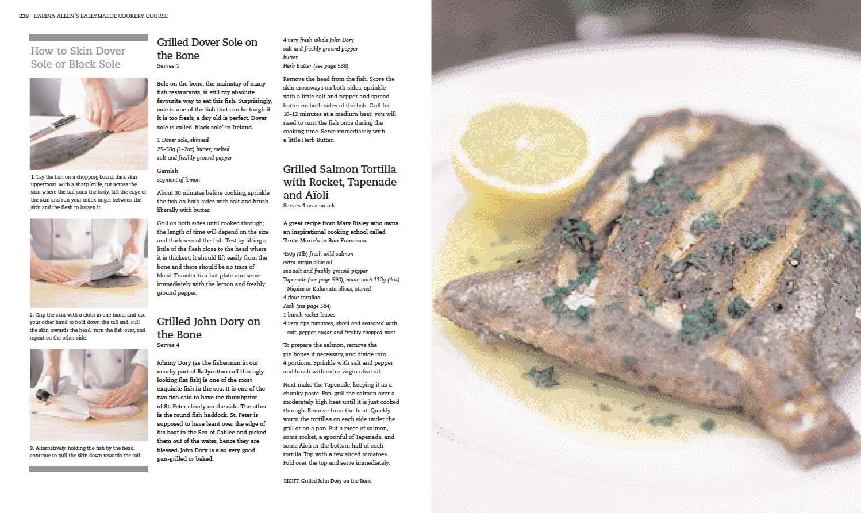 Ballymaloe Cookery Course: Darina Allen: 9781856267298: Amazon.com: Books