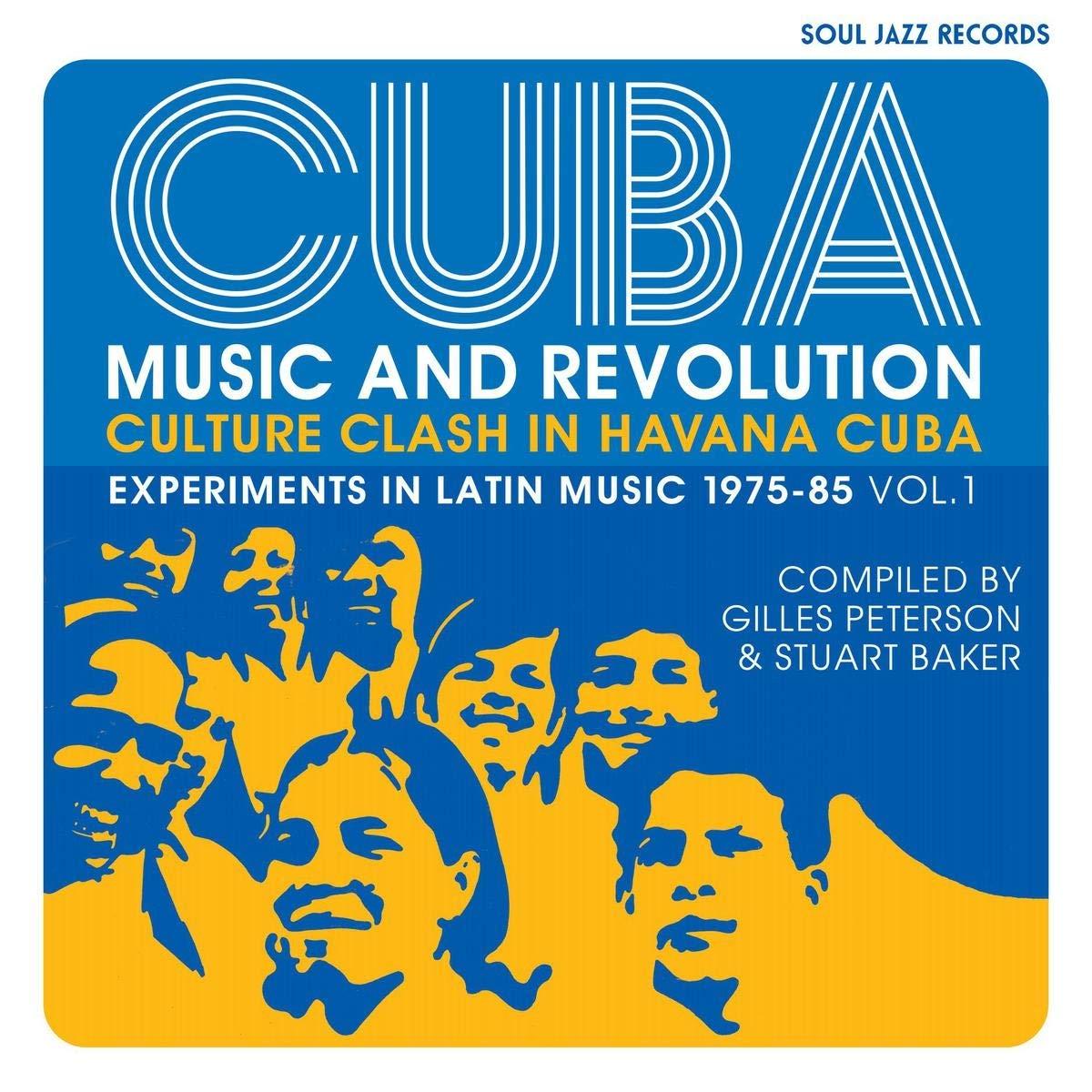Cuba: Music and Revolution 1975-85: Soul Jazz Records Presents, Various:  Amazon.es: Música