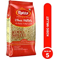 Manna Kodo Millet 2.5 Kg (500Gs in 5 Packs)