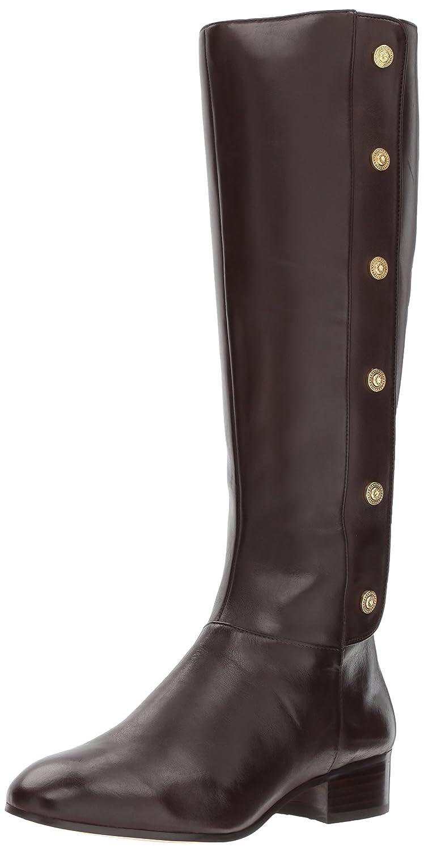 Nine West Women's Oreyan Knee High Boot B01N4WL3V6 10 B(M) US|Dark Brown