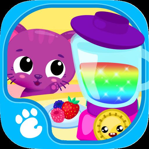 (Cute & Tiny Milkshakes - Baby Fruit Smoothies)