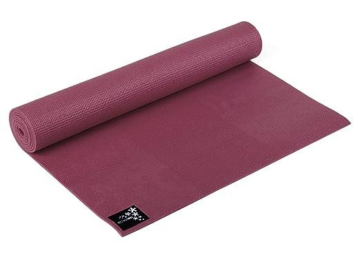 182 opinioni per Yogistar Basic Materassino da Yoga, Rosso (Bordeaux)