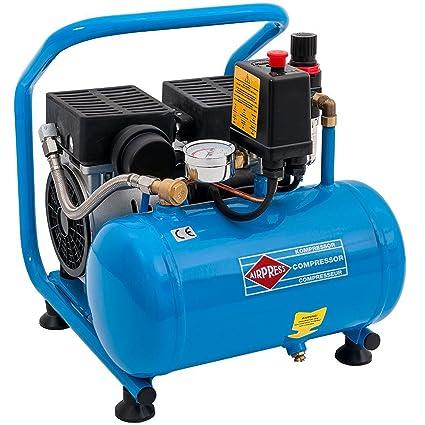 Compresor Silent 0,6 PS 6 litros L6 – 95 tipo 36743
