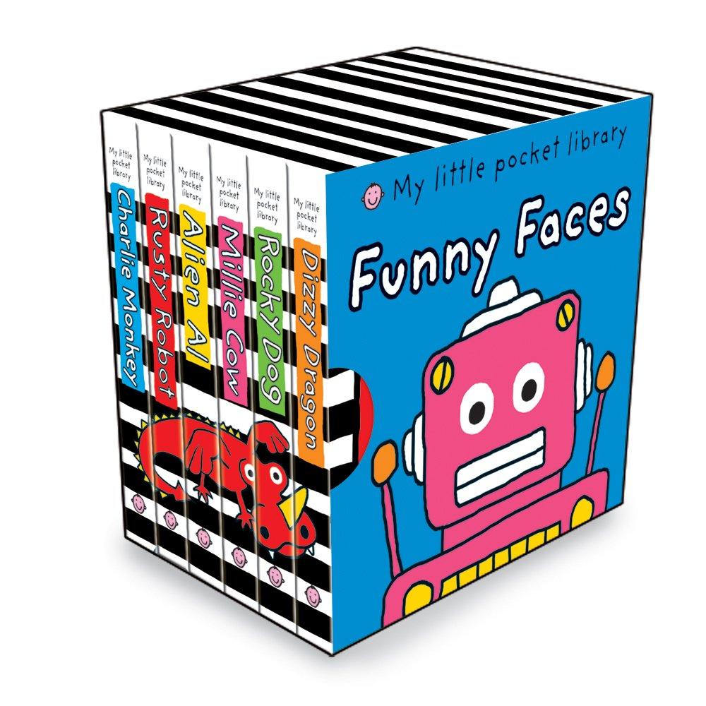 My Little Pocket Funny Faces pdf epub