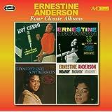 Four Classic Albums (Hot Cargo / The Toast Of The Nation's Critics / My Kinda Swing / Moanin' Moanin' Moanin')