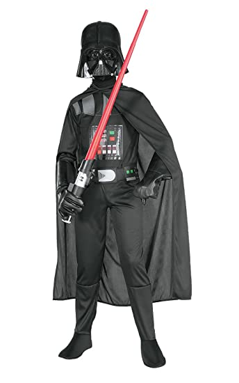 Amazon.com: Star Wars Child's Darth Vader Costume, Small: Toys & Games