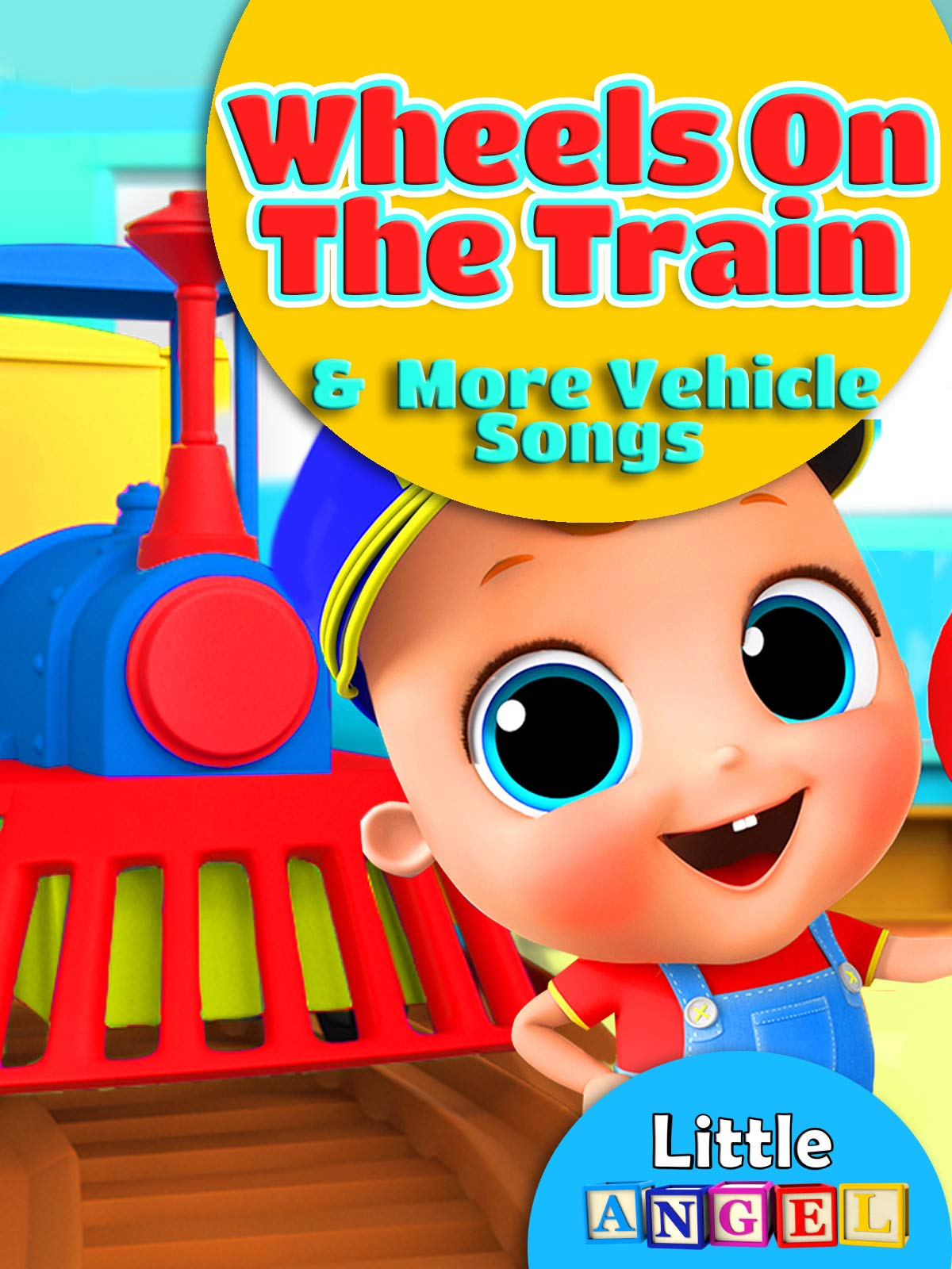 Wheels On The Train And More Vehicle Songs on Amazon Prime Video UK