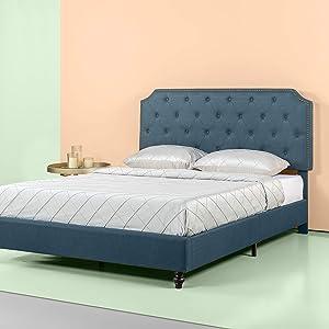 Zinus Andover Platform Bed, Queen