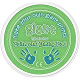 Lime Green Giant Printing and Stamping Paint Pad