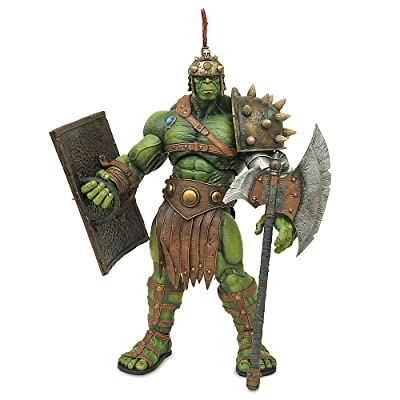 Marvel Planet Hulk Action Figure - Thor: Ragnarok - 10 Inch: Toys & Games