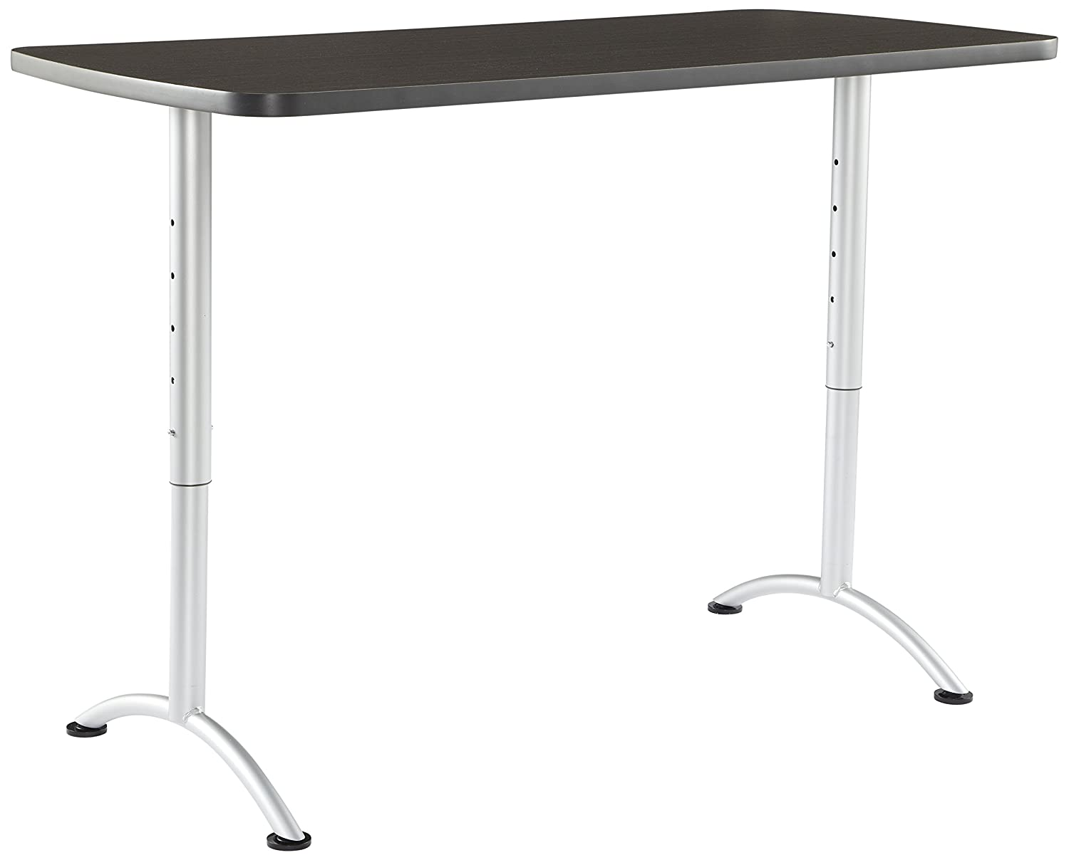Iceberg ICE69315 ARC 5-foot Adjustable Height Rectangular Conference Table, 30