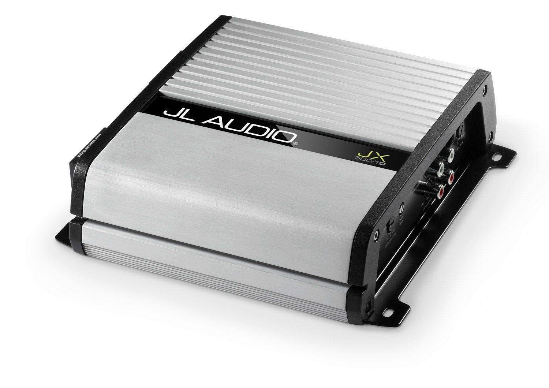 Jl Audio Jx500/1d Mono Subwoofer Amplifier - 500 Watts RMS X 1 at 2 Ohms