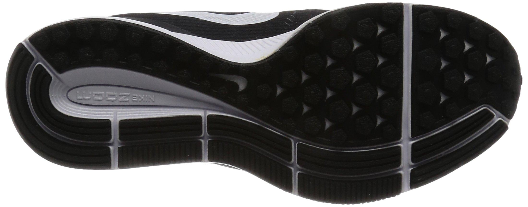 Nike Womens Air Zoom Pegasus 34 Black/White/Dark Grey/Anthracite Running Shoes (6) by Nike (Image #3)