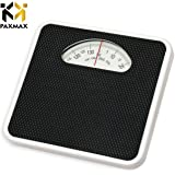PAXMAX Deluxe Personal Weighing Scale Analog Mechanical 136kg with Antislip surface