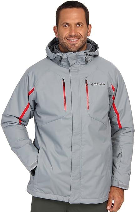 Amazon.com  Columbia Sportswear Men s Cubist IV Jacket  Sports   Outdoors 28af5e8930