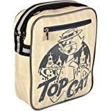 Retro Top Cat Design Flight Bag - Classic Kids TV Cartoon