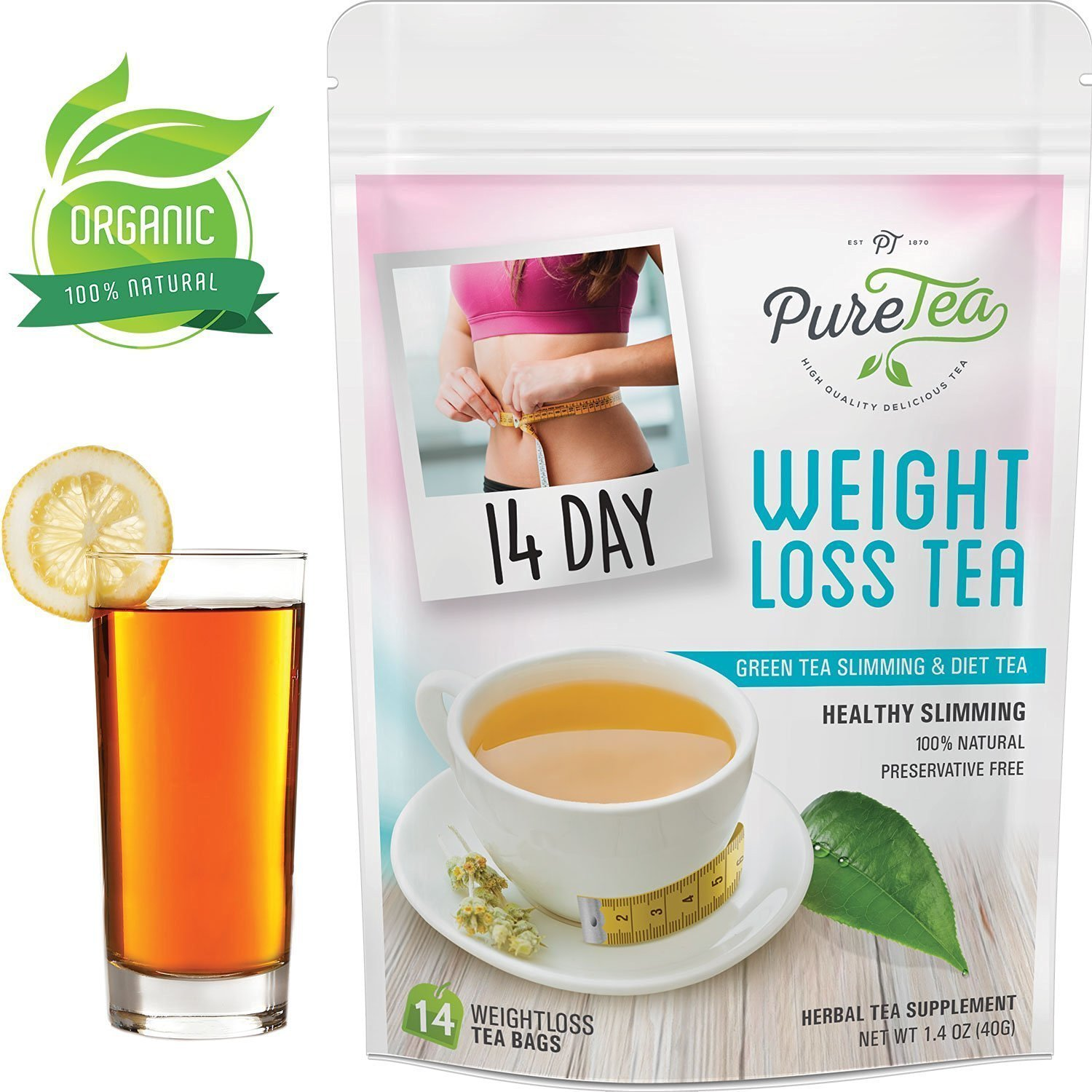 Slimming tea: reviews and safe composition of the product 33