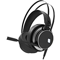 Snopy Rampage SN-RW8 COBRA 7.1 Surround Sound System Mikrofonlu Kulaklık, Siyah