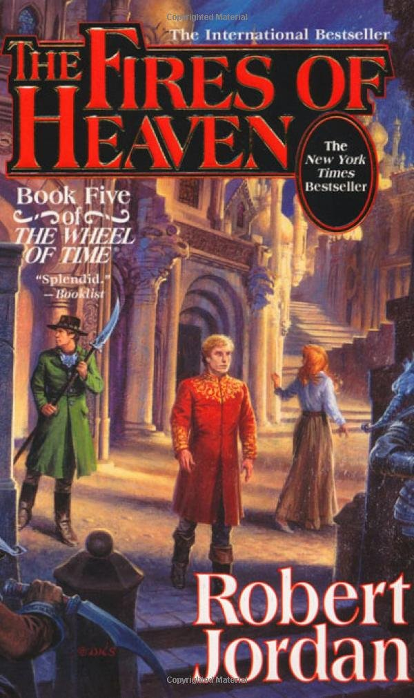 The wheel of time book order