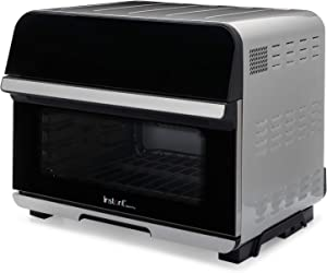 Instant Omni Pro 14-in-1 Air Fryer Toaster Oven, Broiler, Rotisserie, Slow Cooker, Proofer, Dehydrator, Mini Oven, Roaster, Warmer, Reheating, Convection, 18-Liter