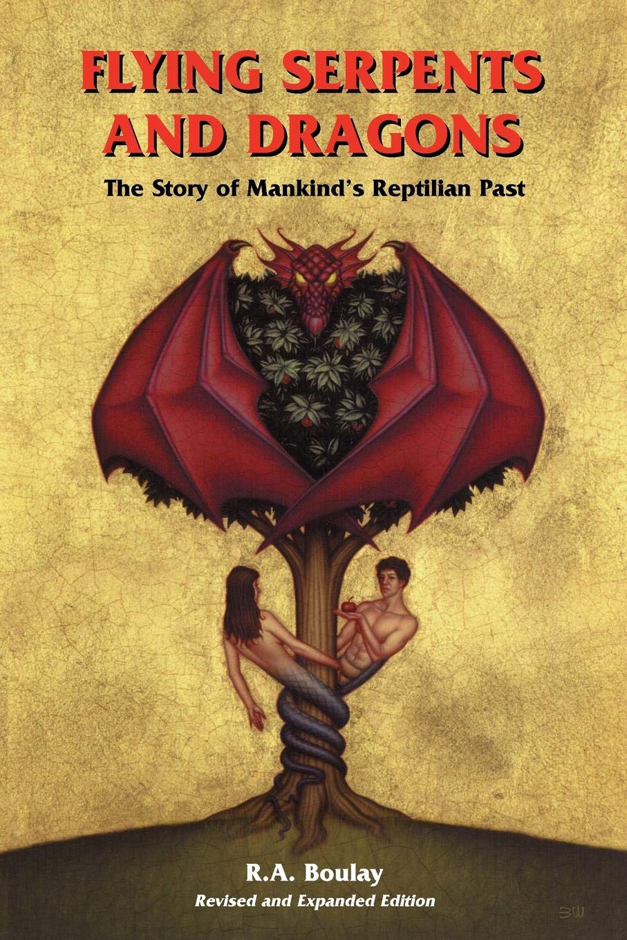 Flying Serpents and Dragons: The Story of Mankind's Reptilian Past pdf
