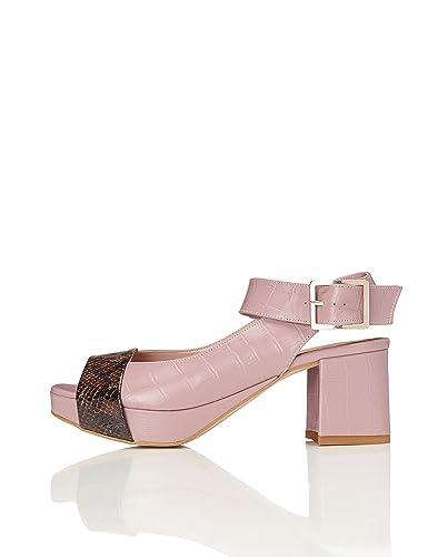 9ecfa9227498 find. Sandales Femme: Amazon.fr: Chaussures et Sacs