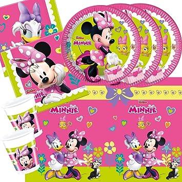 Unbekannt Minnie Mouse - Juego de Fiesta Minnie Happy ...