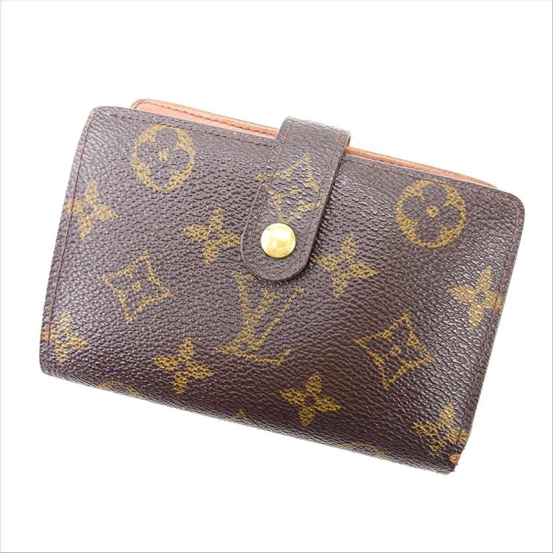 ルイヴィトン Louis Vuitton がま口財布 二つ折り ユニセックス ポルトモネ ビエヴィエノワ M61663 モノグラム 中古 Y1067 B0772Q1Z6D