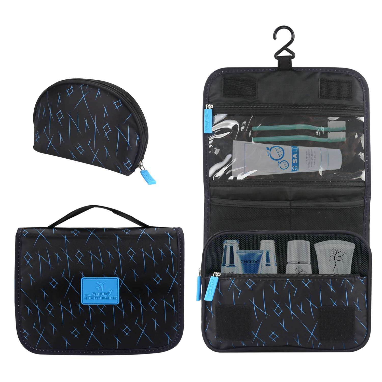 Amazon.com: 2 bolsas de aseo multifunción para colgar bolsas ...
