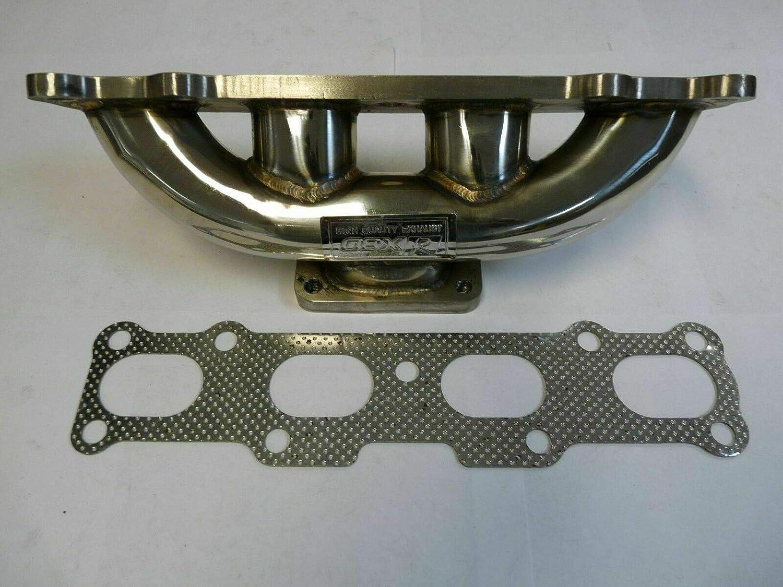 Clearance OBX Performance Turbo Manifold Exhaust Header 94-97 Mazda Miata 1.8L T3 Flange