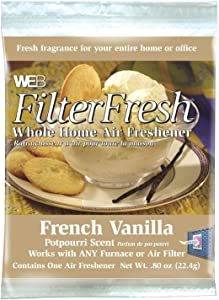 WEB FilterFresh Whole Home French Vanilla Air Freshener