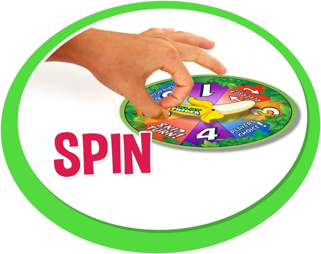 Jakks Pacific- Pull My Finger Monkey Game (78742): Amazon.es ...