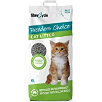 Breeders Choice 99% Recycled Paper Cat Litter 6 Litre
