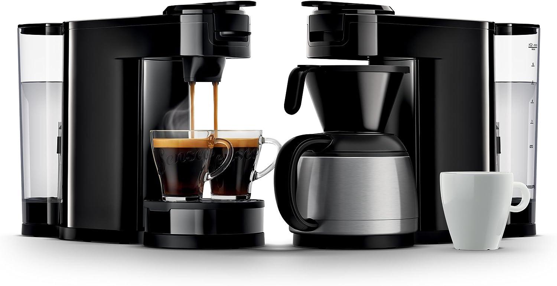 Was kann eine 2 in 1 Kaffeemaschine?