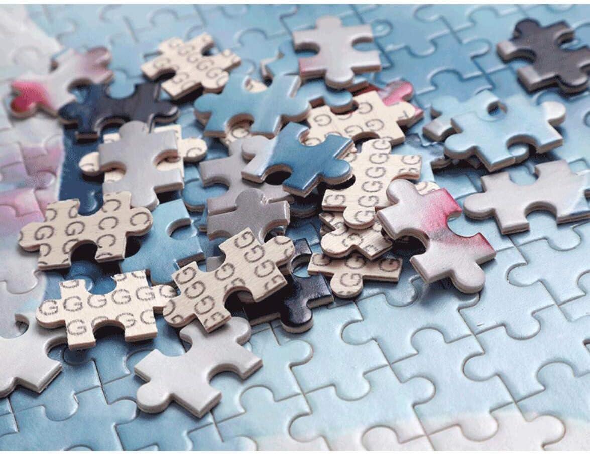 Puzzles Holz F/ür Erwachsene K/üstenstadt Landschaft Kinder Lernspielzeug Puzzle Moderne Dekoration Einzigartiges Geschenk 1000 St/ücke